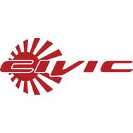 Наклейка Civic, фото 1