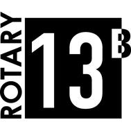 Наклейка Rotary 13B, фото 1
