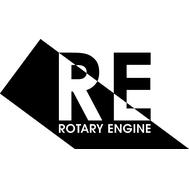 Наклейка Rotary engine, фото 1