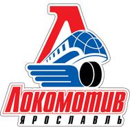Наклейка ХК Локомотив Ярославль, фото 1