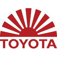 Наклейка Toyota sun, фото 1