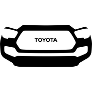Наклейка Toyota, фото 1