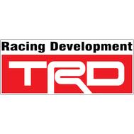 Наклейка TRD, фото 1