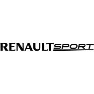 Наклейка Renault sport, фото 1