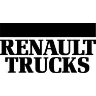 Наклейка Renault trucks, фото 1