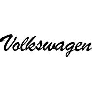 Наклейка Volkswagen, фото 1