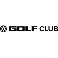 Наклейка Golf club, фото 1