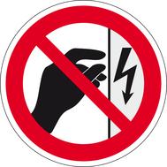 Наклейка Знак P 09, фото 1