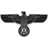 Наклейка Reichsadler Volkswagen, фото 1