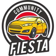 Наклейка Fiesta community, фото 1