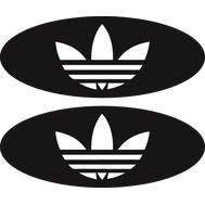 Наклейки на эмблемы, фото 1