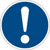 Наклейка Знак М 11, фото 1
