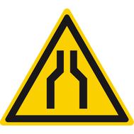 Наклейка Знак W 30, фото 1