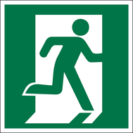 Наклейка Знак Е 01-02, фото 1