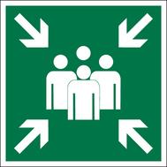 Наклейка Знак Е 21, фото 1
