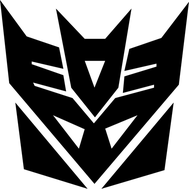Наклейка Autobot, фото 1