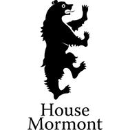 Наклейка House Mormont, фото 1