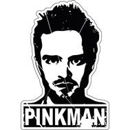 Наклейка Pinkman, фото 1