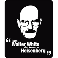 Наклейка Walter White, фото 1