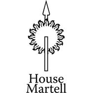 Наклейка House Martell, фото 1