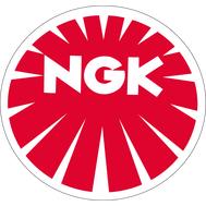 Наклейка NGK, фото 1