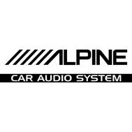 Наклейка Alpine, фото 1