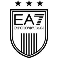 Наклейка EA7, фото 1