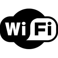 Наклейка WiFi, фото 1