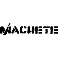 Наклейка Machete, фото 1