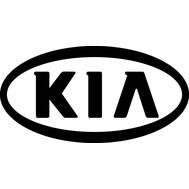 Наклейка KIA, фото 1