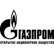 Наклейка ГазПром, фото 1