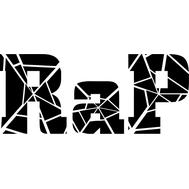 Наклейка Rap, фото 1