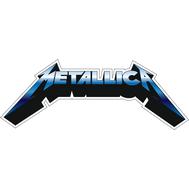 Наклейка Metallica, фото 1