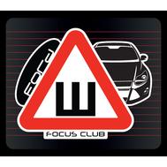 Наклейка Шипы Ford Focus 2, фото 1