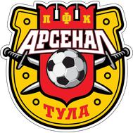 Наклейка ФК Арсенал Тула, фото 1