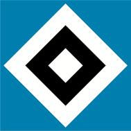 Наклейка Hamburger FC, фото 1