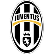 Наклейка Juventus FC, фото 1