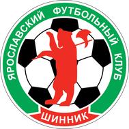 Наклейка ФК Шинник Ярославль, фото 1