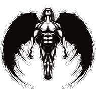 Наклейка Ангел, фото 1