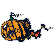 Наклейка Halloween, фото 1