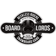 Наклейка Board Lords, фото 1