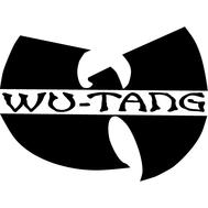 Наклейка Wu-Tang, фото 1