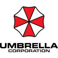 Наклейка Umbrela corporation, фото 1