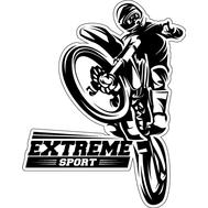 Наклейка Extreme sport, фото 1