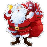 Дед Мороз с мешком, фото 1