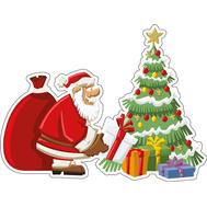 Дед Мороз и Ёлка, фото 1