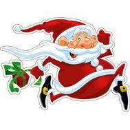 Дед Мороз с подарком, фото 1