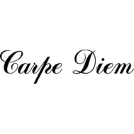Наклейка Carpe Diem, фото 1