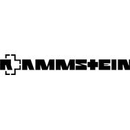 Наклейка Rammstein, фото 1