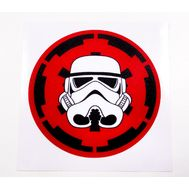 Наклейка Star Wars, фото 1